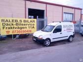 Raleb's Bilar & Däck logotyp