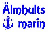 Älmhults Marin logotyp