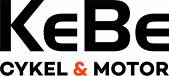 KeBe Cykel & Motor logotyp