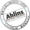 Ahlins Entreprenad AB logotyp