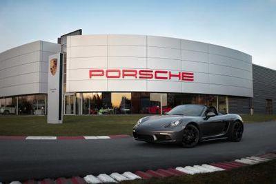 Porsche Center Borås