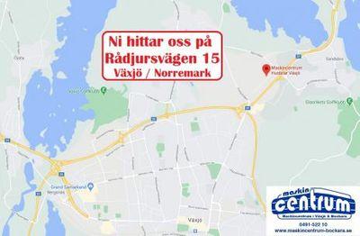 Maskincentrum i Bockara AB - Växjö