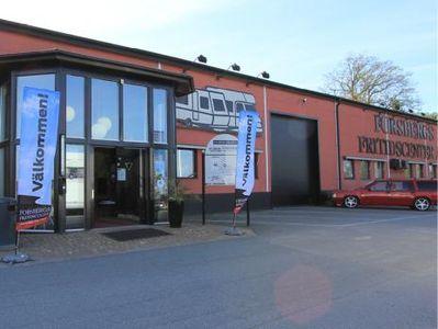 Forsbergs Fritidscenter i Hyssna