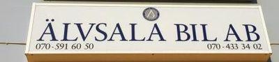 Älvsala Bil i Gustavsberg