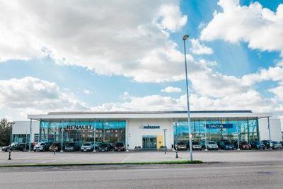 Bilmånsson Eslöv Renault/ Begcenter