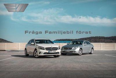 Familjebil Sverige