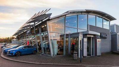Din Bil Audi Malmö - Tillbehör
